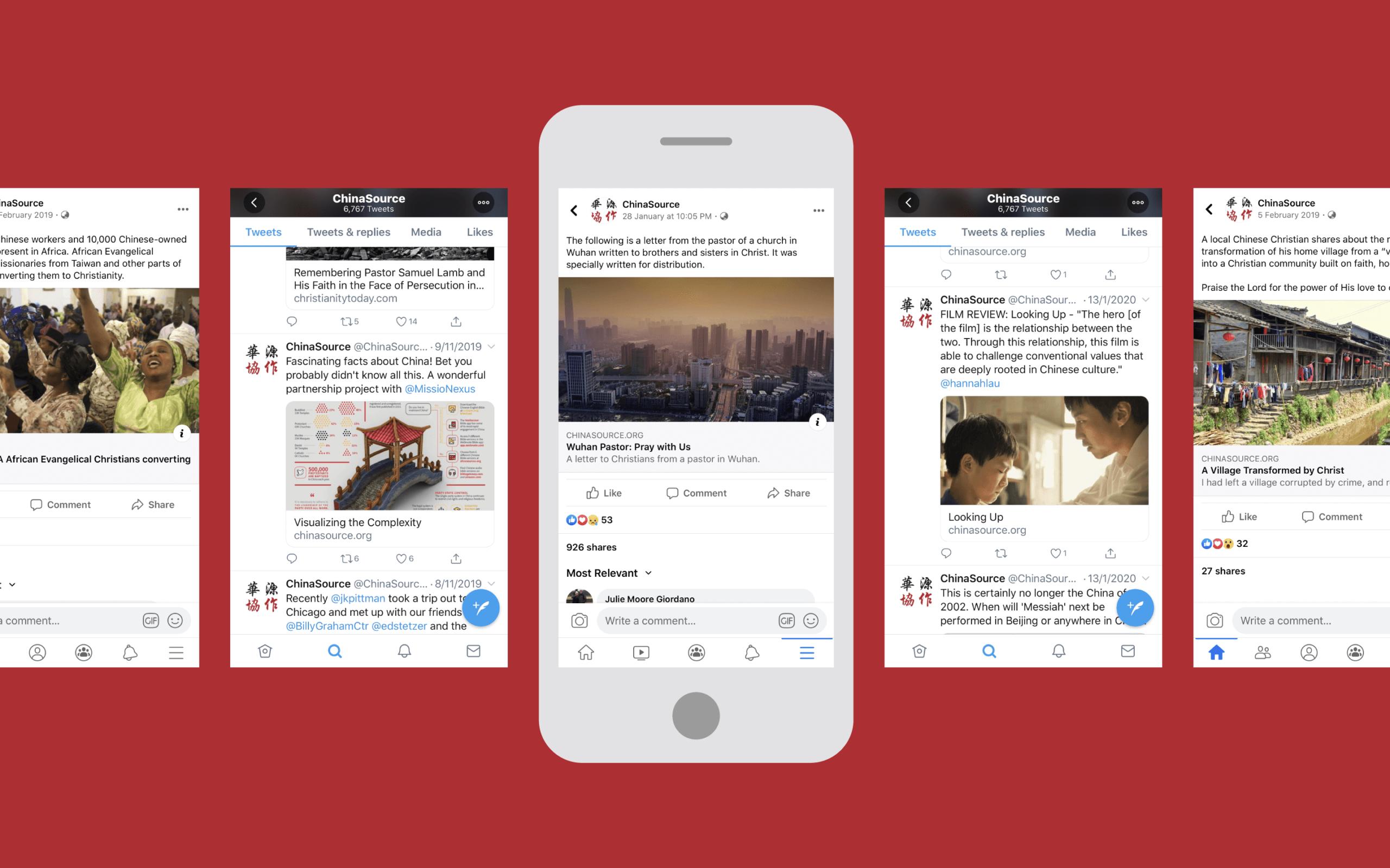 ChinaSource Social Media Posts